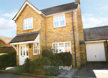 Thumbnail 3 bed link-detached house for sale in Mulberry Gardens, Shenley, Radlett