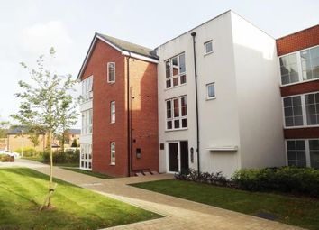 Thumbnail 2 bedroom flat for sale in Rooksdown Avenue, Basingstoke, Hampshire