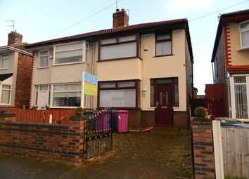 Thumbnail 3 bed semi-detached house to rent in Rockbank Road, Old Swan, Liverpool