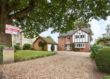Thumbnail 4 bedroom detached house for sale in Bury Road, Ramsey, Huntingdon