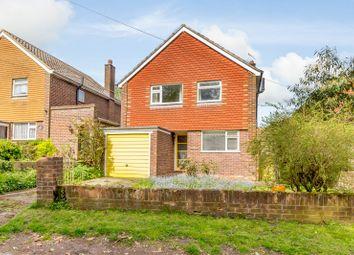 Thumbnail 3 bed detached house for sale in Heath Lane, Farnham