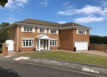 Thumbnail 5 bed detached house for sale in Hardwick Court, Hartlepool