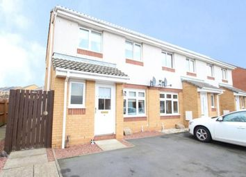 Thumbnail 3 bed end terrace house for sale in Glenkinchie Road, Kilmarnock, East Ayrshire