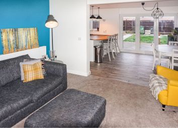 Thumbnail 3 bed terraced house for sale in Chapel Green, Leicester Forest East, Leicester