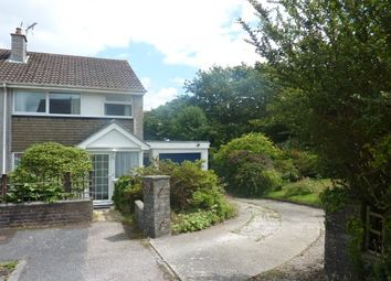 Thumbnail 3 bed property to rent in Polstain Road, Threemilestone, Truro