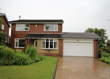 Thumbnail 4 bed detached house for sale in Derwent Drive, Smithybridge, Littleborough
