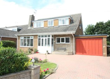 Thumbnail 4 bed bungalow for sale in Mill Rise, Swanland, North Ferriby