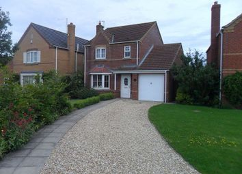 Thumbnail 3 bed detached house to rent in Shire Close, Billinghay