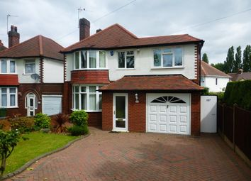 Thumbnail 4 bedroom detached house for sale in Walstead Road, Walsall, Walsall