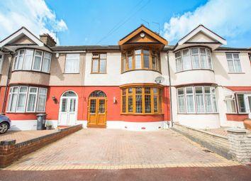 Thumbnail 4 bedroom terraced house for sale in Halsham Crescent, Barking