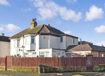 Thumbnail 2 bed flat for sale in Marlborough Road, Elmfield, Ryde, Isle Of Wight