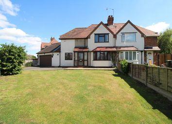 Thumbnail 3 bed semi-detached house for sale in Weston Lane, Bulkington, Bedworth