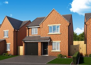 "Thumbnail 4 bed property for sale in ""The Elm"" at Heathway, Seaham"