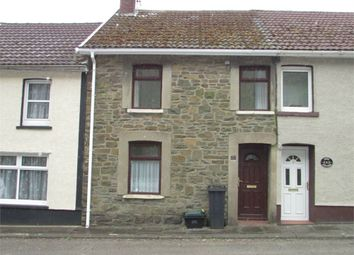 Thumbnail 3 bed cottage for sale in Ynys-Arwed, Abergarwed, Neath, West Glamorgan
