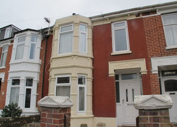 Thumbnail 3 bed terraced house to rent in Findon Road, Gosport
