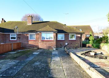 Thumbnail 2 bed semi-detached bungalow for sale in Glebelands, Alkham, Dover, Kent