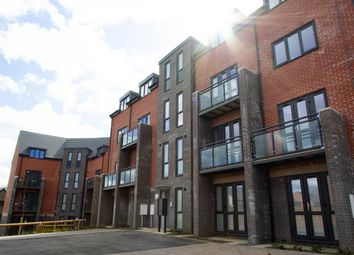 "Thumbnail 3 bedroom flat for sale in ""The Cuthbert"" at Aykley Heads, Durham"