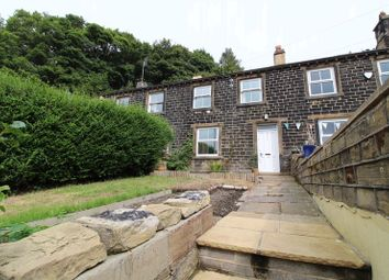 Thumbnail 2 bedroom terraced house to rent in Penistone Road, Kirkburton