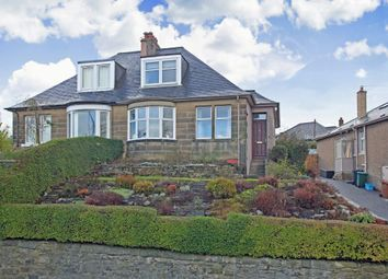 Thumbnail 3 bed semi-detached bungalow for sale in 158 Willowbrae Road, Willowbrae, Edinburgh