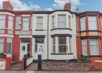 Thumbnail 3 bed terraced house to rent in Claughton Drive, Wallasey