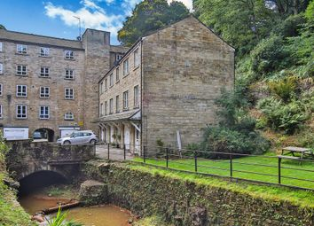 Thumbnail 2 bed flat for sale in Wildspur Grove, New Mill, Holmfirth