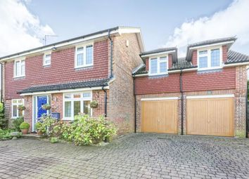 Thumbnail 4 bed detached house for sale in Shalford, Guildford, Surrey