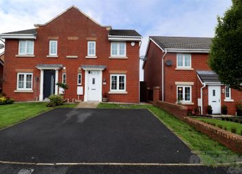 Thumbnail 3 bed semi-detached house for sale in Holmecroft Chase, Westhoughton, Bolton