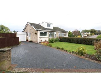 Thumbnail 3 bed semi-detached bungalow for sale in Marius Avenue, Heddon-On-The-Wall, Northumberland