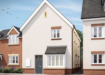 Thumbnail 3 bed semi-detached house for sale in Bromford Road, Hodge Hill, Birmingham