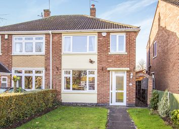 Thumbnail 3 bed semi-detached house for sale in Canon Drive, Ash Green, Coventry
