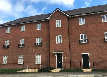 Thumbnail 2 bed flat to rent in Norcott Mead, Shortstown, Bedford