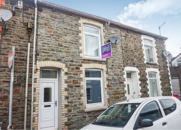 Thumbnail 2 bedroom terraced house for sale in Brook Street, Treorchy