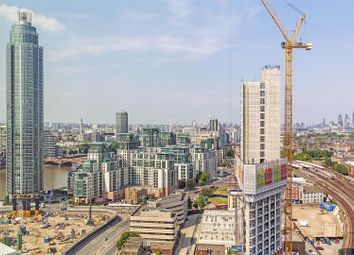 Thumbnail 2 bed flat for sale in Sky Gardens, 155 Wandsworth Road, Nine Elms, London