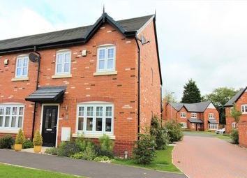 Thatch Close, Holmes Chapel, Crewe CW4. 3 bed end terrace house