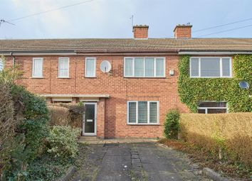2 bed terraced house for sale in East Close, Burbage, Hinckley LE10