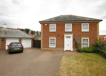 Thumbnail 4 bed detached house for sale in Foxwood Crescent, Rushmere St Andrew, Ipswich, Suffolk