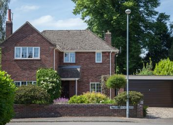 Thumbnail 3 bed detached house for sale in Kingston Square, Norwich