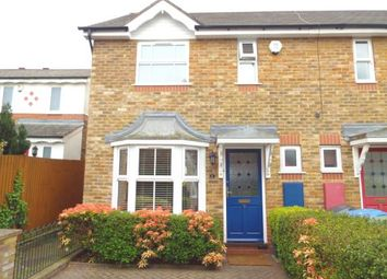 Thumbnail 2 bedroom end terrace house for sale in Chadwick Avenue, Winchmore Hill, London