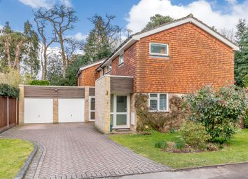Thumbnail 4 bed detached house for sale in Roughlands, Pyrford, Woking