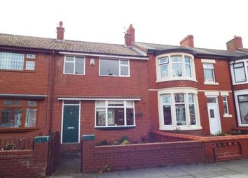 Thumbnail 3 bedroom terraced house for sale in Chesterfield Road, Blackpool, Lancashire