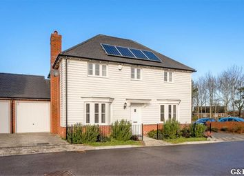 Thumbnail 3 bed detached house for sale in Lodge Close, Singleton, Ashford