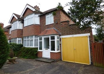 Thumbnail 3 bed semi-detached house for sale in Cubbington Road, Leamington Spa, Warwickshire, England