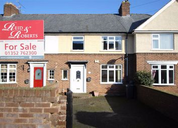 Thumbnail 3 bed terraced house for sale in Borough Grove, Flint, Flintshire