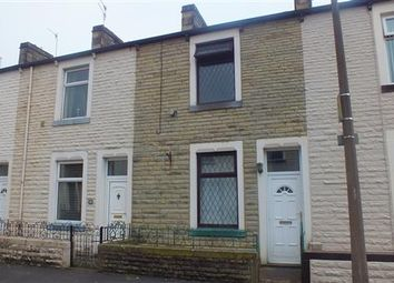 Thumbnail 2 bed terraced house for sale in Cleaver Street, Burnley