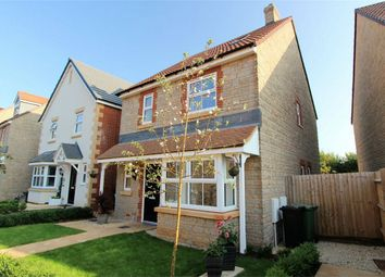 Amberley Court, Yate, South Gloucestershire BS37. 4 bed detached house