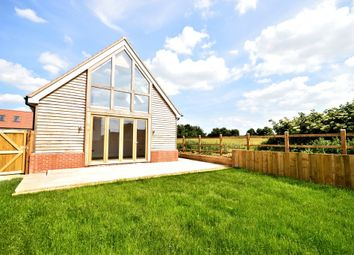 Thumbnail 3 bed detached house for sale in Norfolk Heights, Sedgeford Road, Docking, King's Lynn
