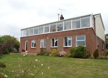 Thumbnail 5 bed detached house for sale in Chapel Downs Drive, Crediton, Devon