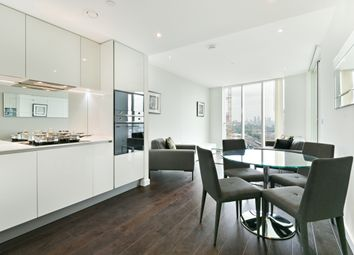 Thumbnail 2 bed flat to rent in Sky Gardens, Wandsworth Road, Nine Elms