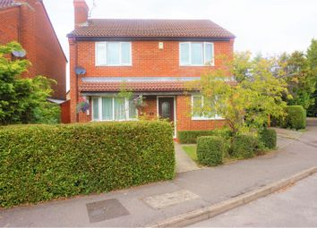 Thumbnail 4 bed detached house for sale in Swale Drive, Chandlers Ford, Eastleigh