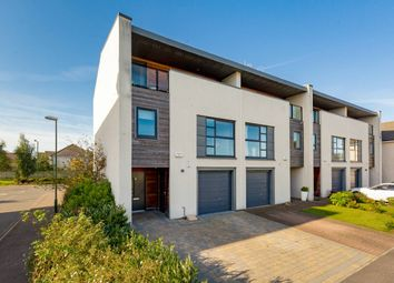 Thumbnail 4 bed town house for sale in 20 Burnbrae Avenue, Corstorphine